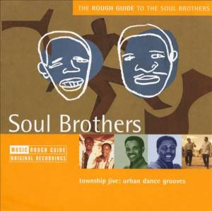Cover - Soul Brothers: Rough Guide To The Soul Brothers, The