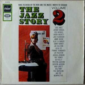 Cover - Blue Lu Barker: Jazz Story Volume 2, The