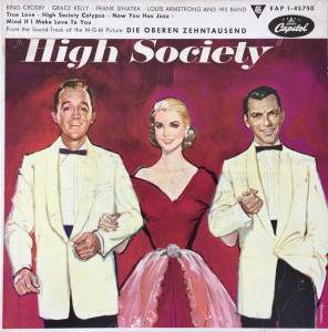 High Society - Cover