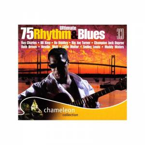 Cover - Sunnyland Slim: 75 Ultimate Rhythm&Blues