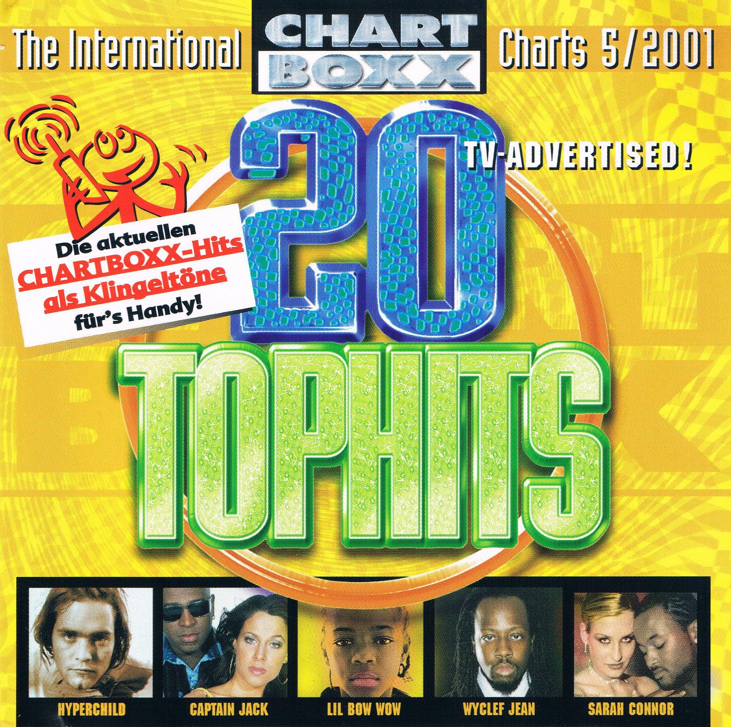 ChartBoxx 200105   CD (2001, Multimedia)