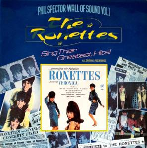 Cover - Ronettes, The: ...Presenting The Fabulous Ronettes Featuring Veronica