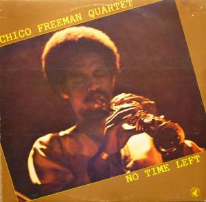 Cover - Chico Freeman: No Time Left