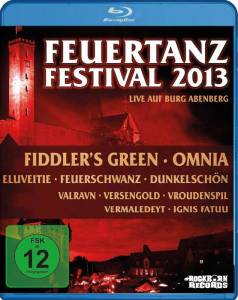 Cover - Vroudenspil: Feuertanz Festival 2013