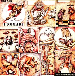 Cover - I Nomadi: Gordon