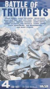 Cover - Buck Clayton: Battle Of Trumpets