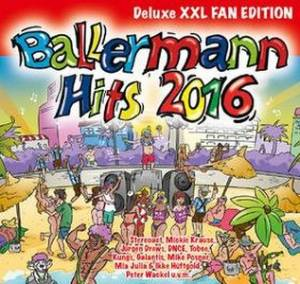 Cover - Shawn Mendes: Ballermann Hits 2016