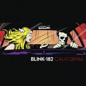 blink-182: California - Cover