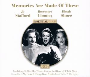 Cover - Jo Stafford: Memories Are Made Of These