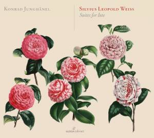 Cover - Sylvius Leopold Weiss: Suites For Lute