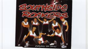 Cover - Southside Rockers: Everybody Now (Olá Ey)