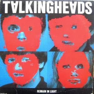 Talking Heads: Remain In Light (LP) - Bild 1