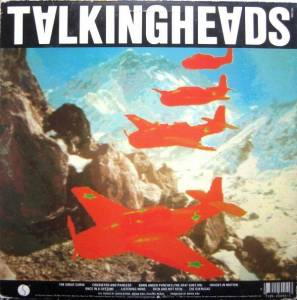 Talking Heads: Remain In Light (LP) - Bild 2