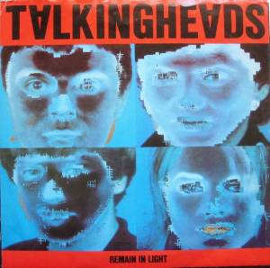 Talking Heads: Remain In Light (LP) - Bild 5