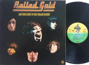 The Rolling Stones: Rolled Gold (2-LP) - Bild 2