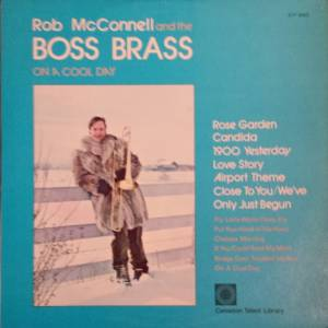 Cover - Rob McConnell & The Boss Brass: Tl