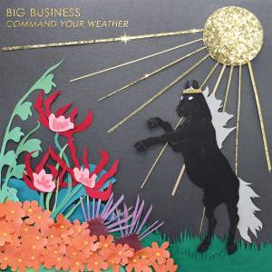 Cover - Big Business: Command Your Weather