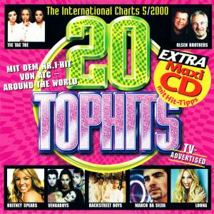 Cover - ATC: 20 Top Hits Aus Den Charts 5/2000