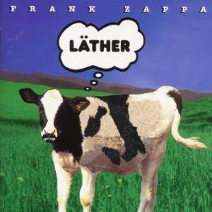 Frank Zappa: Läther - Cover