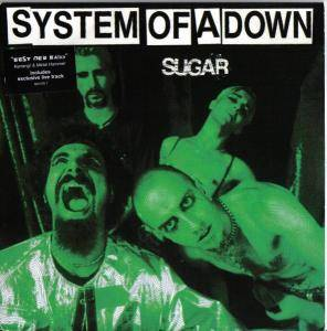 System Of A Down: Sugar - Cover