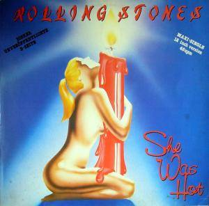 The Rolling Stones: She Was Hot - Cover