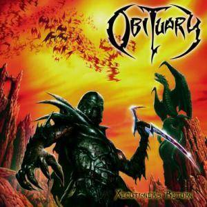Cover - Obituary: Xecutioner's Return
