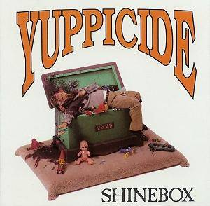 Yuppicide: Shinebox - Cover