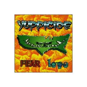 Yuppicide: Fear Love - Cover