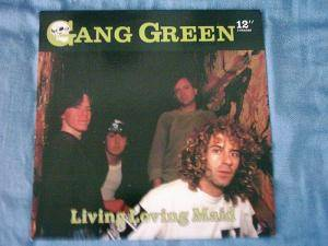 Cover - Gang Green: Living Loving Maid