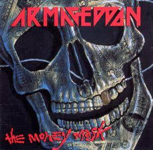 Armageddon: Money Mask, The - Cover