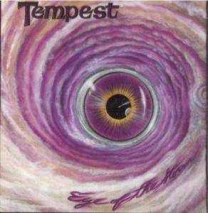 Tempest: Eye Of The Storm - Cover