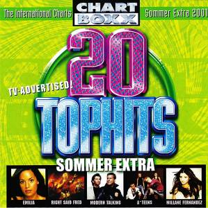 Cover - Sofaplanet: 20 Top Hits Aus Den Charts Sommer Extra 2001