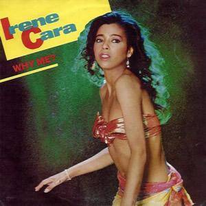 Cover - Irene Cara: Why Me?