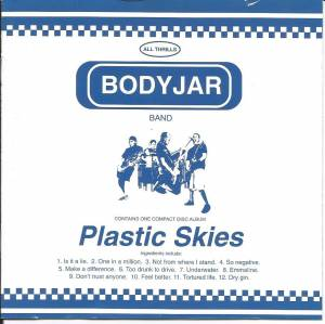 Cover - Bodyjar: Plastic Skies