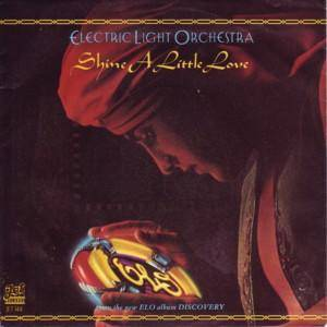 Electric Light Orchestra: Shine A Little Love - Cover
