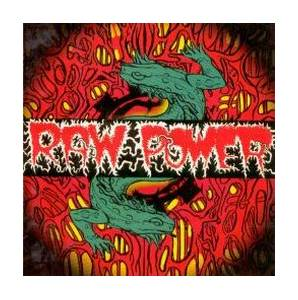 Cover - Raw Power: Reptile House