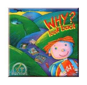 Why?: Look Back - Cover