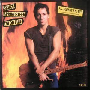 Bruce Springsteen: I'm On Fire - Cover
