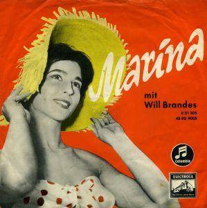 Cover - Will Brandes: Marina