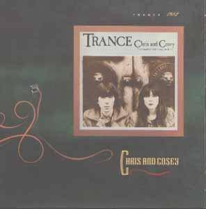 Chris And Cosey: Trance - Cover