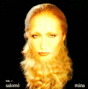 Cover - Mina: Salomè Vol. 1