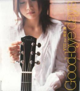 Cover - YUI: Good-Bye Days