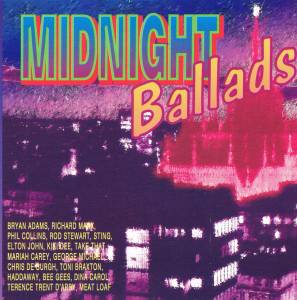 Midnight Ballads - Cover