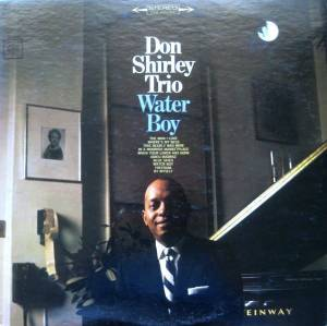 Cover - Don Shirley Trio: Water Boy