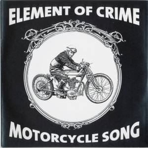 Cover - Perc Meets The Hidden Gentleman, The: Motorcycle Song / Man-I-Toba
