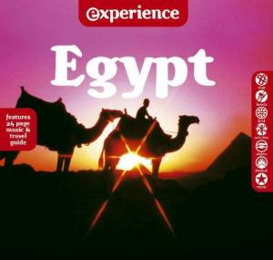 Cover - Walid Saad: Experience Egypt
