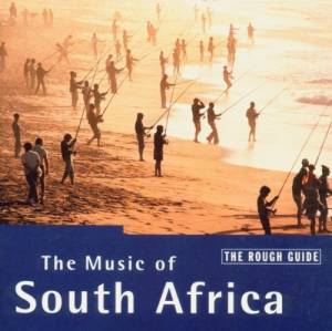 Cover - Miriam Makeba & The Skylarks: Rough Guide To The Music Of South Africa, The