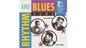 Rhythm And Blues Gems Vol. 2 - Cover