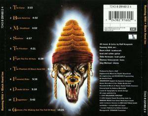 Running Wild: Black Hand Inn (CD) - Bild 2