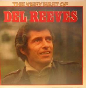 Cover - Del Reeves: Very Best Of, The